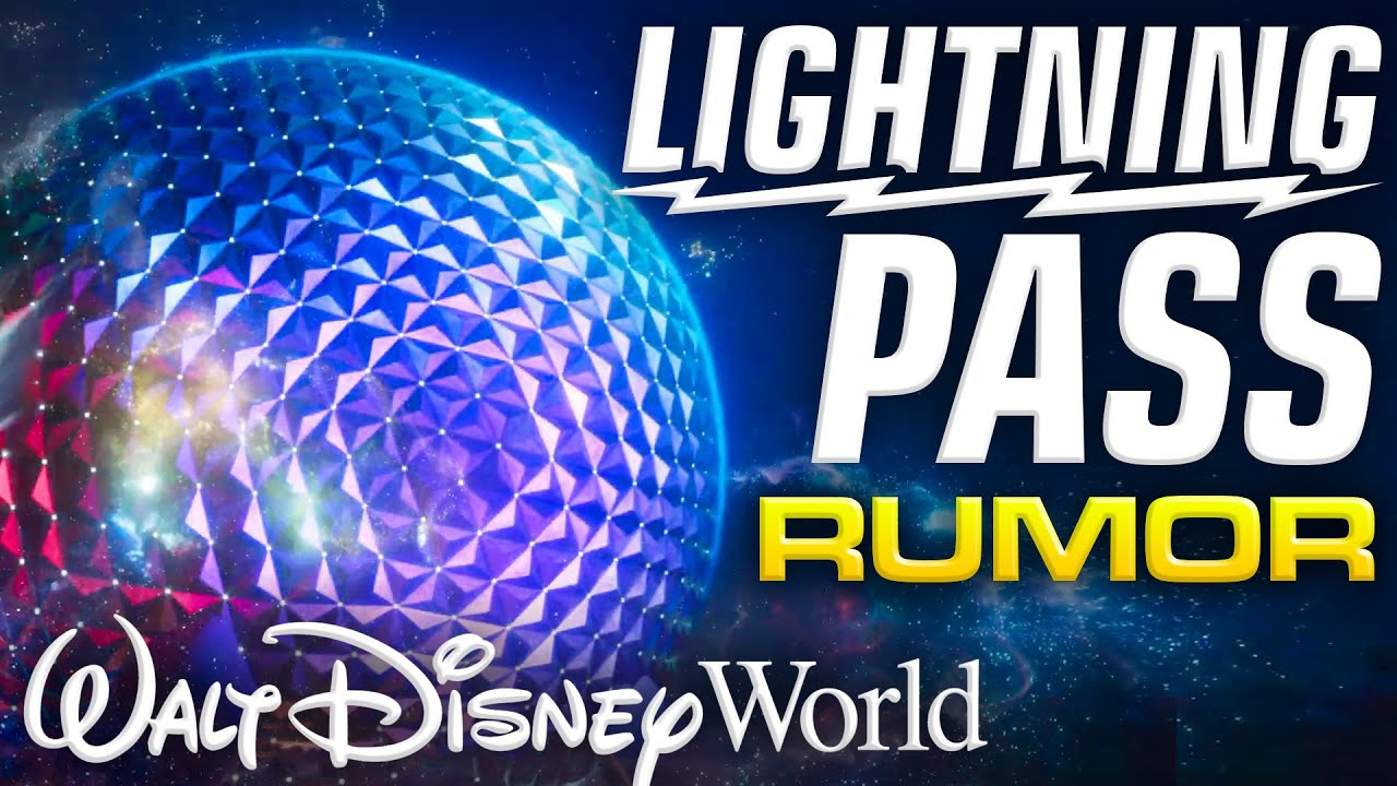 Paid LIGHTNING PASS Rumored to Replace FastPass+ at Walt Disney World