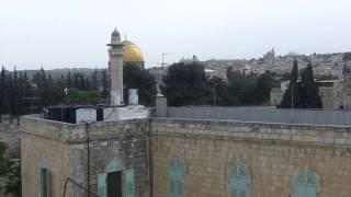 Путешествие по стене старого города - Иерусалим(рядом Золотые ворота., 2011-05-12T04:59:14.000Z)