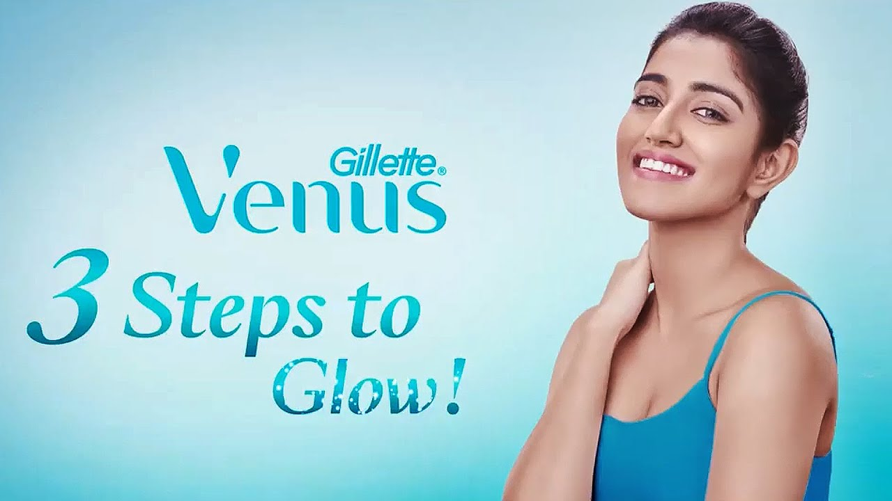 3 Steps to Smooth Skin with Gillette Venus