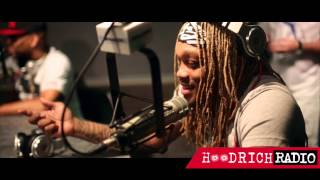 Drumma Boy & KID on Hoodrich Radio Interview