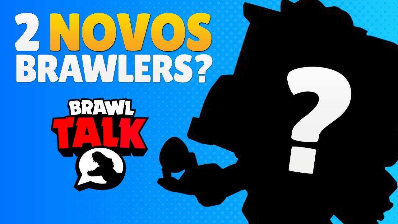 BRAWL TALK AMANHÃ! 2 NOVOS BRAWLERS ? 3 NOVOS MODOS DE JOGOS NO BRAWL STARS!
