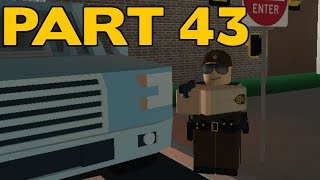 Roblox Mano County Patrol Part 43 | I Knew It! |