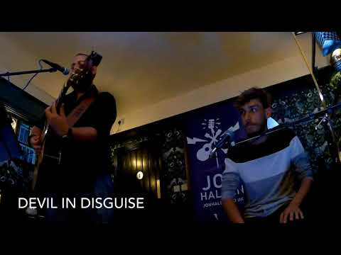 Devil in disguise (Live acoustic cover)