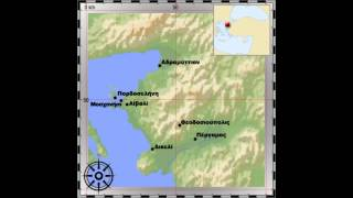 Αϊβαλιώτικο Ζεϊμπέκικο-Aivaliotiko Zeimpekiko-Ayvalik Zeybek (Arabic Ney & Frame Drum)