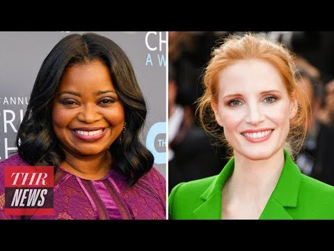 Jessica Chastain Helped Octavia Spencer Receive Five Times Her Asking Salary  THR