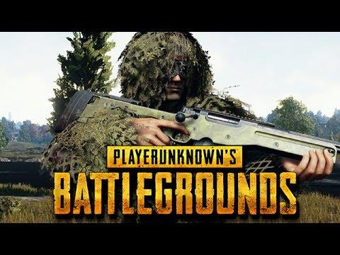 Playerunknown's Battlegrounds Gameplay German - Warme Gräser greifen an