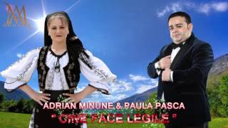 Adrian Minune si Paula Pasca - Cine face legile image