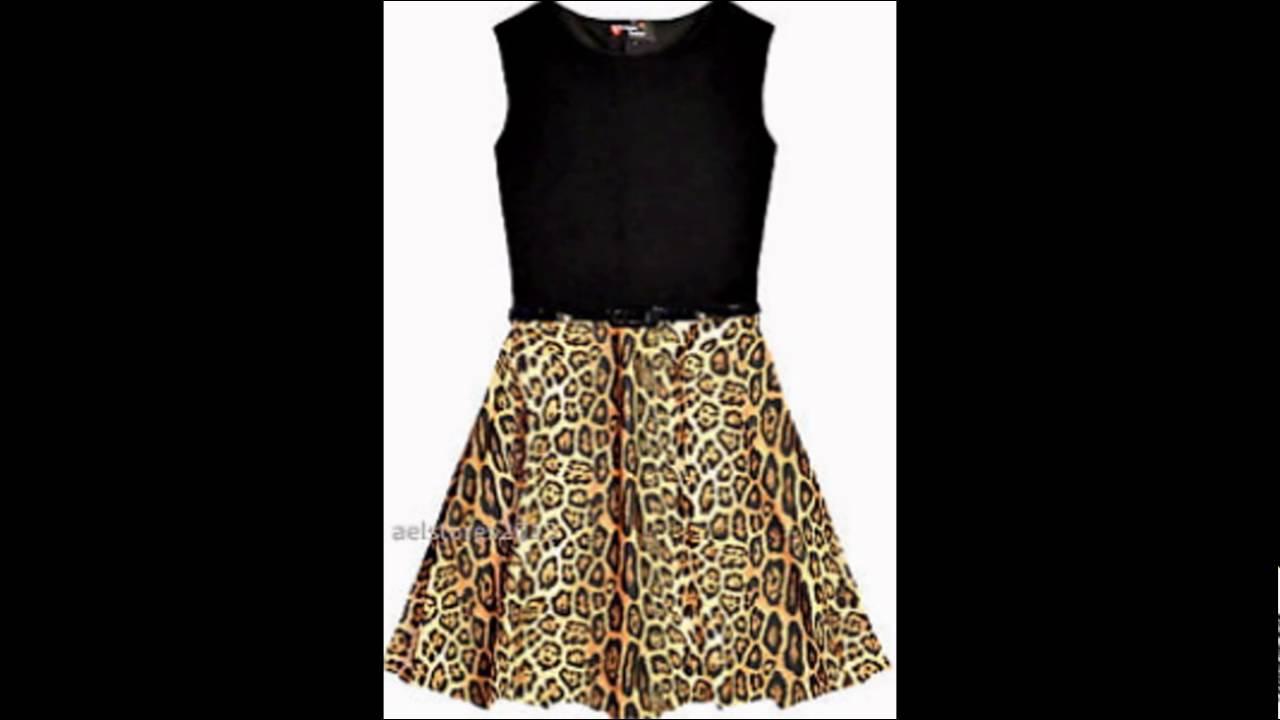 712d969d2 vestidos para niñas de 9 años - YouTube