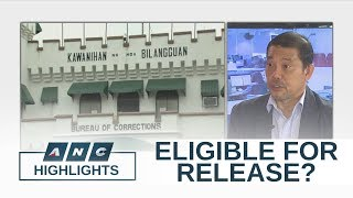 Ex-PH Justice Department Official: Law allows early release of inmates convicted of heinous crimes