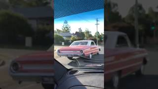 1964 Ford Galaxie w/ 390cui Big Block Drive By