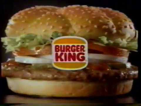 """1985 Burger King """"Search for Herb"""" TV Commercial"""