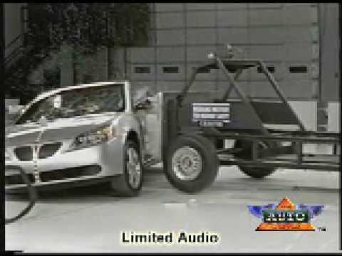 Insurance Institute for Highway Safety tests Convertibles