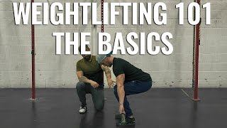 HOW TO WEIGHTLIFTING! Tнe Basics