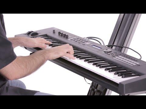Yamaha MX61 61 Key Synthesizer Keyboard - Yamaha MX61