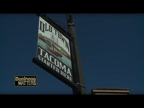 Business Matters - Old Town Business District, Dec. 2016