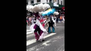 Carnaval De Papalotla,Tlaxcala,New York City 2014!