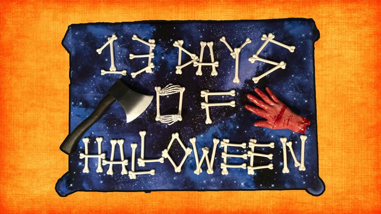 13 Days of Halloween: The Carol - Sing-A-Long - YouTube
