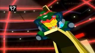 Tortugas Ninja Fast Forward Capitulo 4 Español Latino
