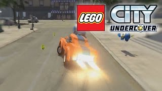 LEGO City Undercover - Chase McCain Undercover | Police chase Gameplay Walkthrough part 10 (PC)