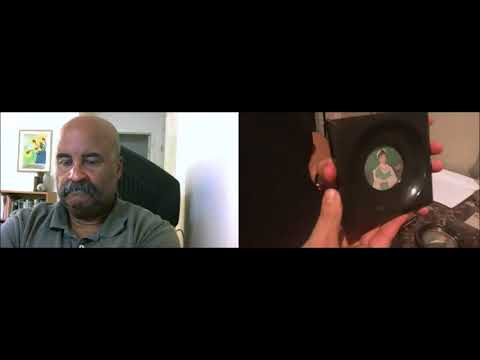 Nick Douglas and Jeremy Simien discuss Jeremy's Creole Art Collection