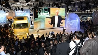 Volvo: Volvo Trucks - Press Conference from IAA in Hannover, 2014