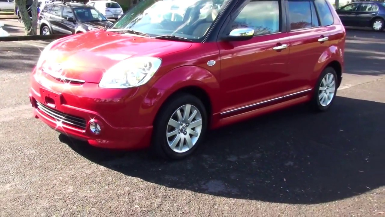 mazda verisa c 2005 red 1 5l auto youtube rh youtube com 2013 Mazda Verisa 2013 Mazda Verisa