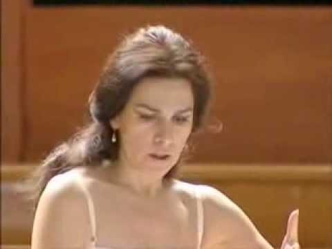 Angela Gheorghiu - Sola perduta abbandonata (Manon Lescaut)
