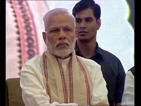 Prime Minister Narendra Modi inaugurates Vadodara Airport new terminal