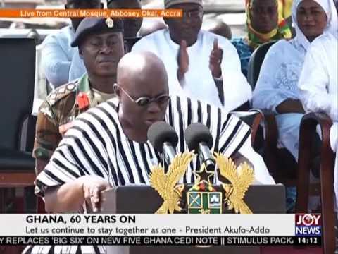 Ghana, 60 Years On - Joy News (3-3-17)