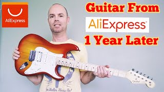 Aliexpress Strat 1 Year Later