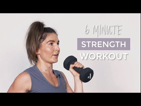 Mile High Run Club trainer Jess Movold's strength workout