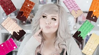 TOP 5 I Heart Revolution Chocolate Palettes 2019