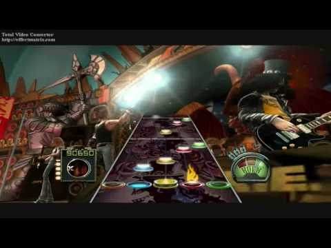 Guitar hero 3 - Beat It  Michael Jackson [HD]