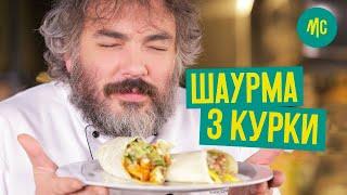шаурма из курицы - рецепт донер кебаб, шаверма! Как приготовить в домашних условиях соус для Шаурмы