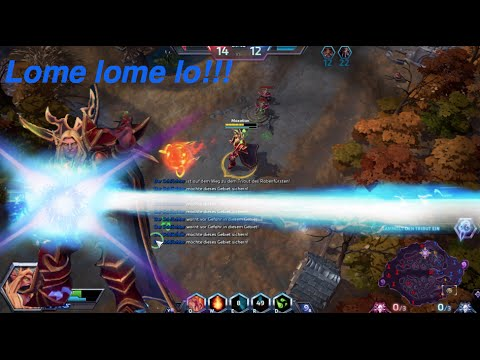 LOME LOME LO!!!  / Heroes of the Storm