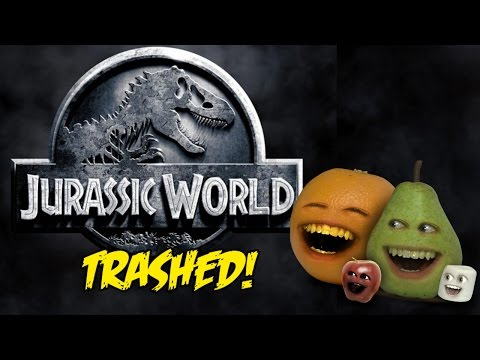annoying-orange---jurassic-world-trailer-trashed!