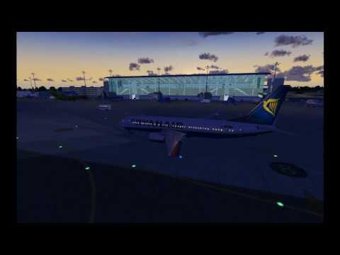fsx Cork Airport by Eiresim