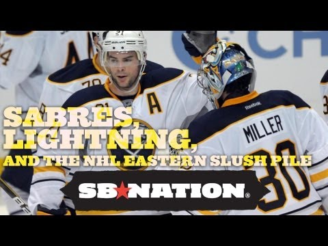 The Sabres, Lightning, and the NHL Eastern Slush Pile
