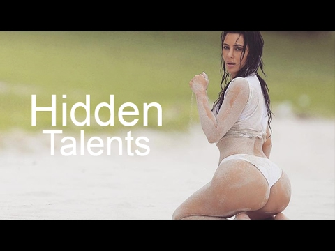 Kim Kardashian & 10 Celebrity Hidden Talents