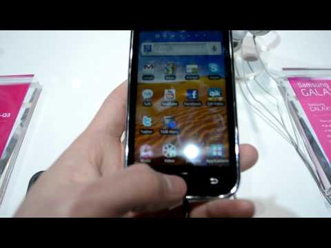 Samsung Galaxy Player 4 (YP-GB1) Hands On