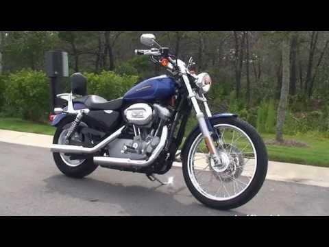 Used 2009 Harley Davidson 883 Custom Motorcycles for sale - Pensacola, FL