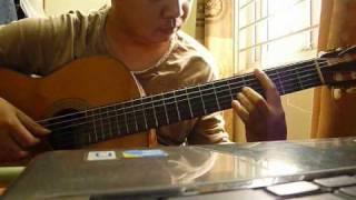 Cơn Gió Lạ - Lê Hùng Phong - Guitar solo