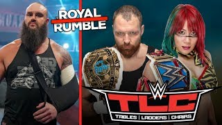WWE TLC 2018 Full Show Review | MAJOR Plans For Royal Rumble & New Champs!