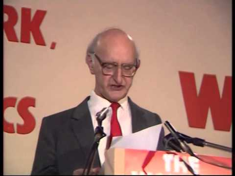 WP President Tomas Mac Goilla 1988 Ard Fheis Speech