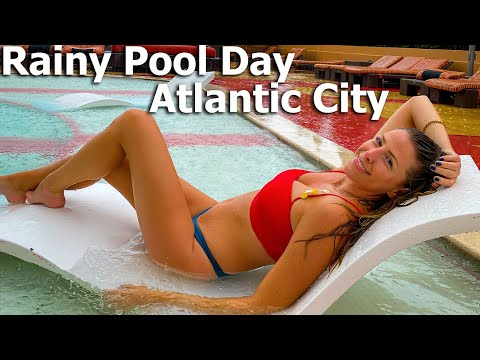 Rainy Pool Day in Atlantic City - S6:E06