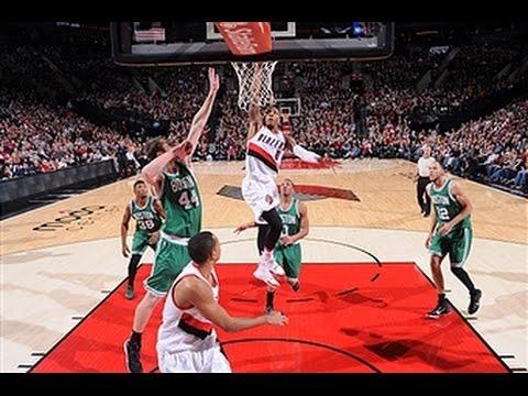 Top 5 NBA Plays: January 22nd