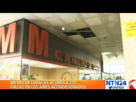 Metro de Caracas: Entre la desidia y el hampa