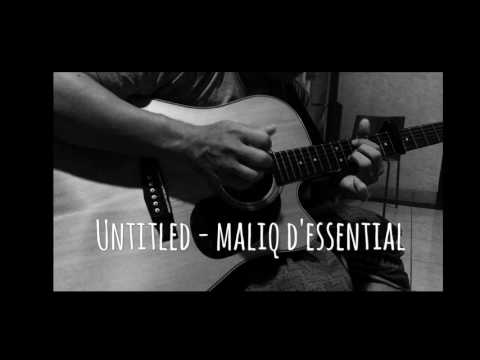 Untitled - Maliq & D'essential (Original Cover)