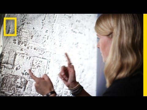 Culture Heroes: Sarah Parcak | Nat Geo Live
