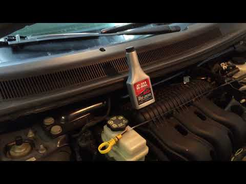 AT-205 Re-Seal oil stop leak - REAL WORLD REVIEW